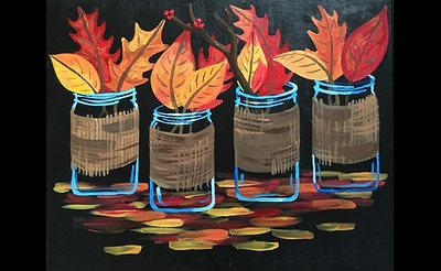Paint Nite: Collecting Fall
