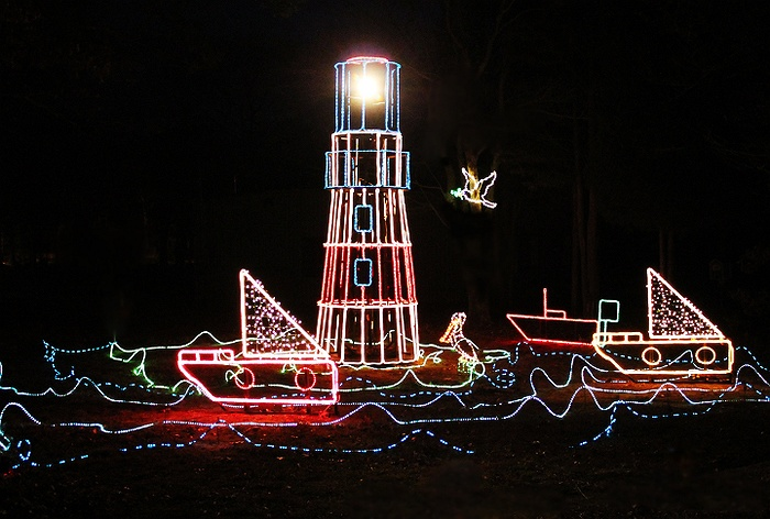 13th Annual Girl Scouts Of Suffolk County S Holiday Light Show