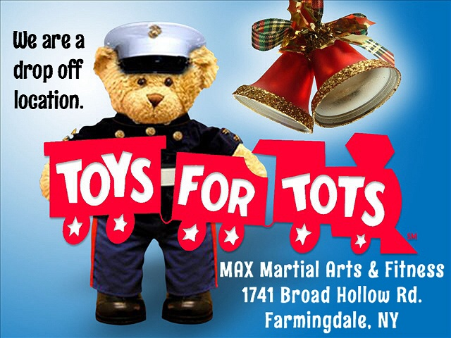 Toys For Tots Donation Site : Free boot camp class with toy donation for toys tots