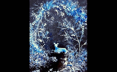 Paint Nite: Always, My Deer