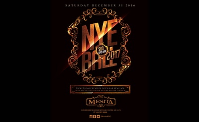 New Years Eve at Mesita