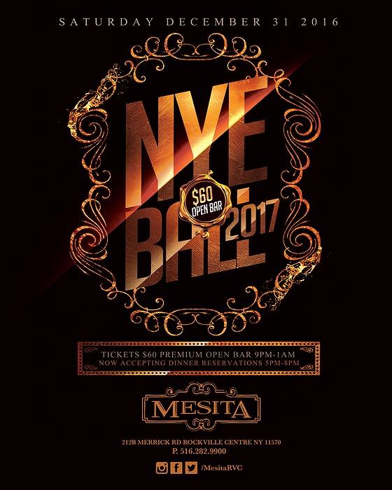 New Years Eve  Restaurants Long Island