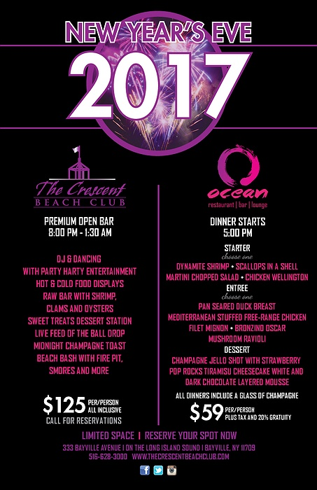 Free New Years Eve Events Long Island