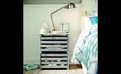 DIY Workshop: Build A Night Stand