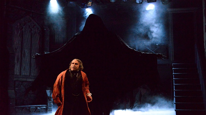 A Christmas Carol at Theatre Three Productions