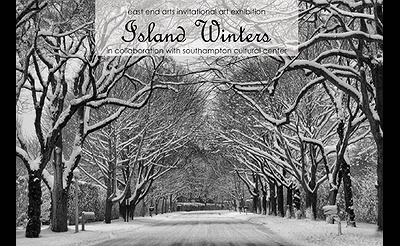 Island Winters - Southampton Cultural Center's Art Exhibition