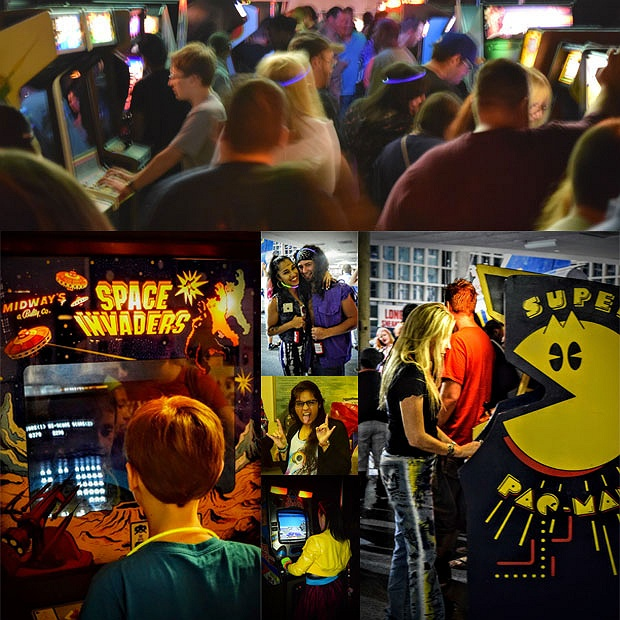 Long Island Colleges >> 80s Arcade and Karaoke Night