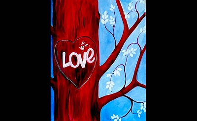 Paint Nite: Just Only Love