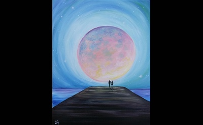 Paint Nite: Under The Stars