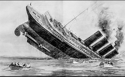 Fifteen Shades of Grey: The Lusitania, the Sussex & America's Ambivalent Road into World War I