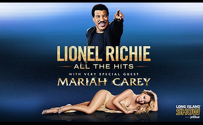 Lionel Richie: All The Hits with Special Guest Mariah Carey