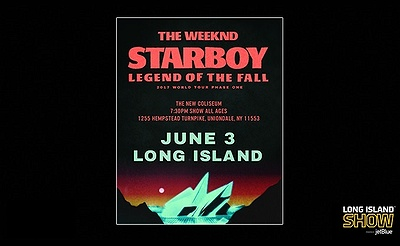 The Weeknd's Starboy: Legend of the Fall 2017 World Tour