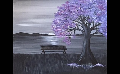 Paint Nite: Rise and Shine