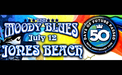 The Moody Blues: 50th Anniversary Tour