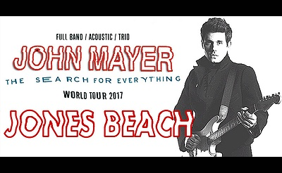 John Mayer - The Search For Everything World Tour