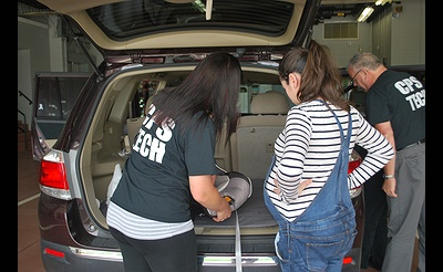 Free Child Safety Seat Check