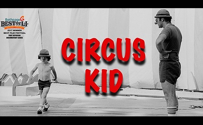 Circus Kid Screening with Director and Subject in the Film