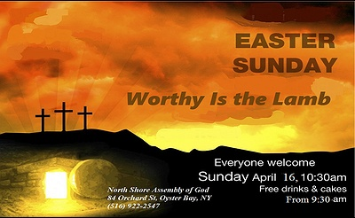 Easter Sunday at North Shore Assembly of God