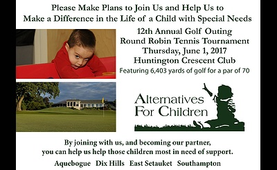 12th Annual Golf & Tennis Outing