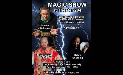 Magic Show at Theater 294
