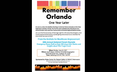 Remember Orlando, One Year Later