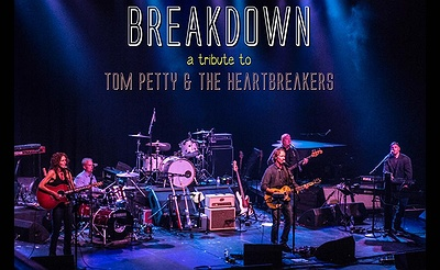 Breakdown - A Musical Tribute to Tom Petty & The Heartbreakers