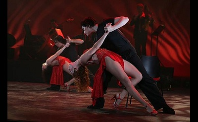 Argentine Tango Level 2 Workshop