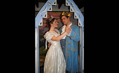 Cinderella at Long Island Children's Museum