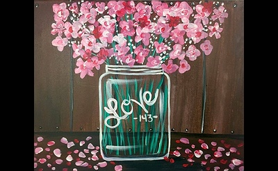 Paint Nite: Blossoms Of Love