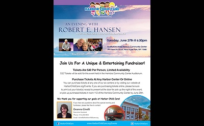 An Evening With Robert E. Hansen