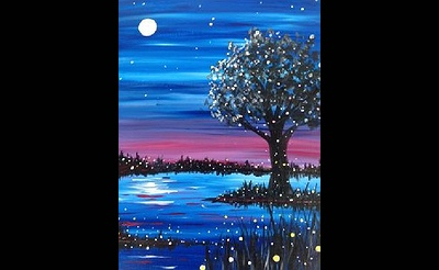 Paint Nite: Staycation