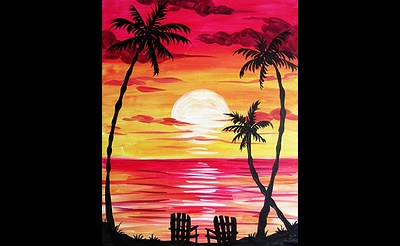 Paint Nite: Afternoon Retreat
