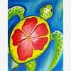 Paint Nite: Tropical Turt