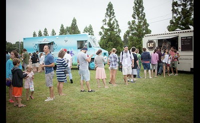 Edible East End's Great Food Truck Derby