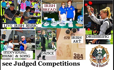 The 45th Annual Irish Festival & Feis