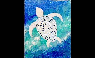 Paint Nite: Sea Turtle Seas