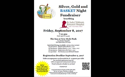 Silver, Gold, and Basket Night Fundraiser (7th Annual)