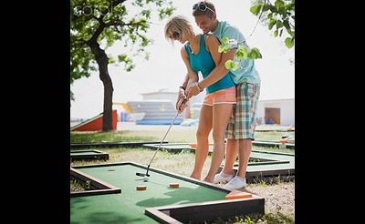 7 in heaven - Mini Golf  Mixer- 3 Age Groups