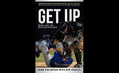 Get Up: The Art of Perseverance Book & Author with Adam Greenberg