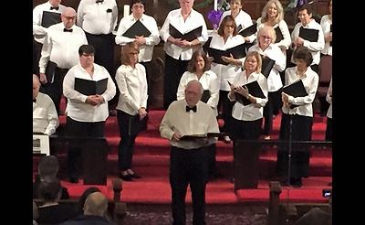 Rockville Centre Choral Society Auditions/Rehearsals Fall 2017