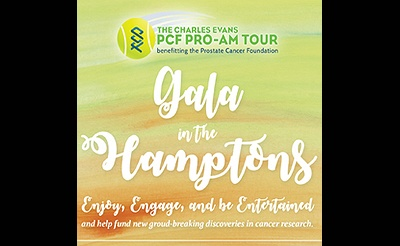Gala In The Hamptons Benefiting Prostate Cancer Foundation