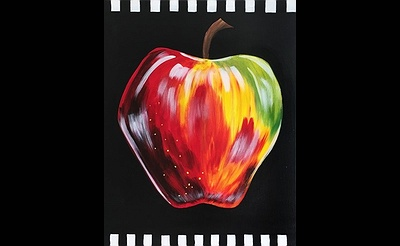Paint Nite: Candy Apple