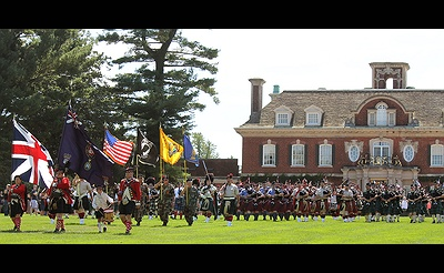 Long Island Scottish Festival and Highland Games