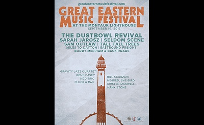 Great Eastern Music Festival at the Montauk Lighthouse