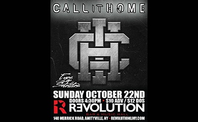 Call It Home at Revolution