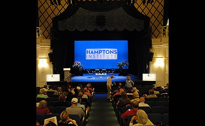 Hamptons Institute: The New Normal in News: Ideology vs Fact