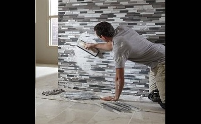 DIY Workshop: Installing Wall Tile