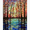 Paint Nite: Fall Reflecti