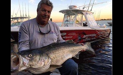 View Hosts 27th Annual Striped Bass Tournament