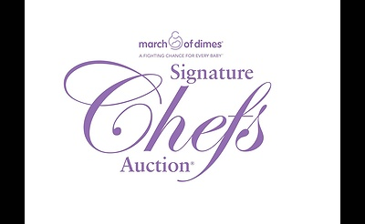 March of Dimes, Signature Chefs Auction
